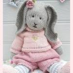 Primrose Rabbit/ Bunny/Toy Knitting..